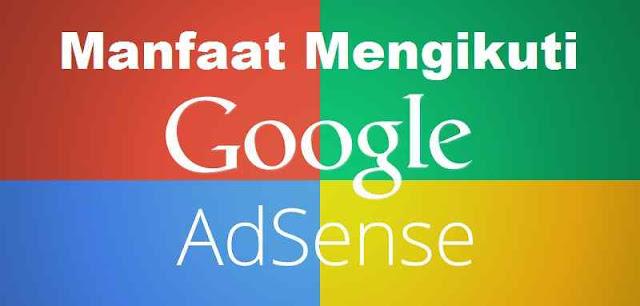 Apa Manfaat Mengikuti Google Adsense?