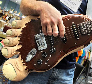 guitarra electrica rara