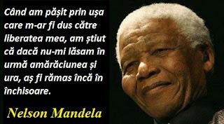 18 iulie: Ziua Internațională Nelson Mandela