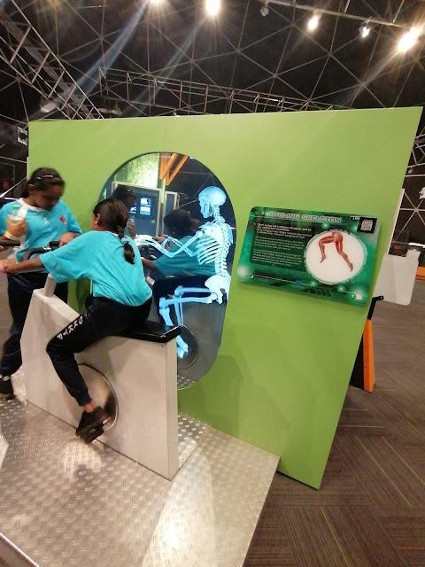 Kembara Dunia Sains Di Techdome Penang