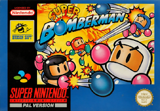 Super Bomberman [ SNES ]