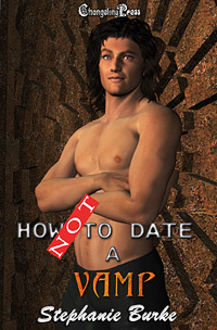 How Not to Date a Vamp by Stephanie Burke