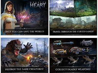 Monster Heart MOD Offline for Android Terbaru Unlock All Weapon