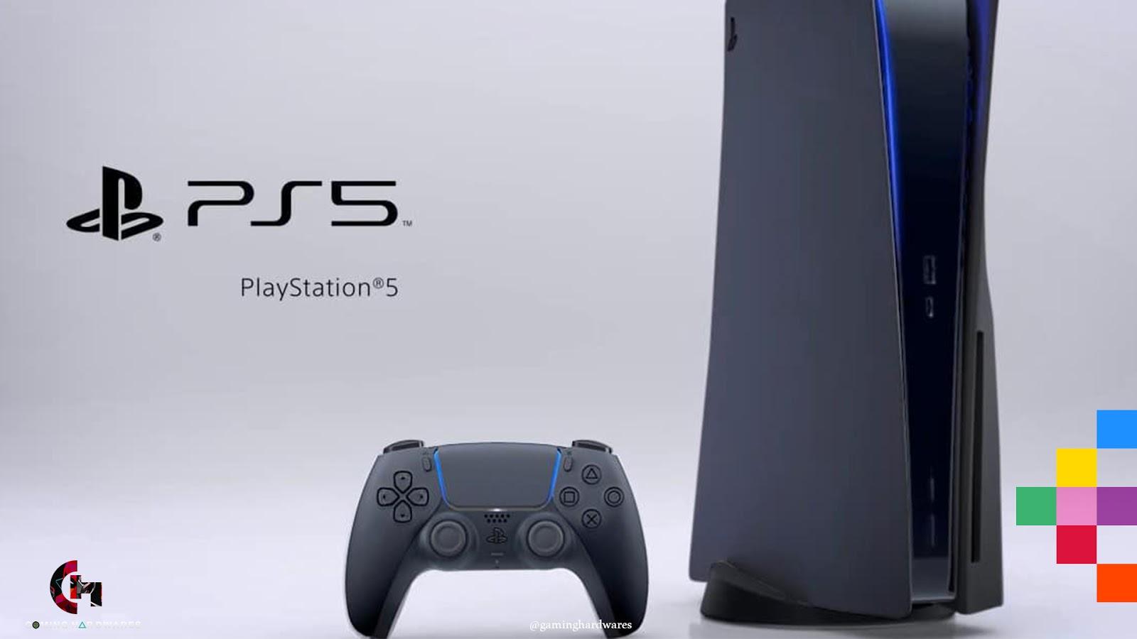 playstation 5 black edition leaks