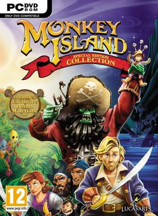 Monkey Island Special Edition Collection [Full] [Español] [MEGA]