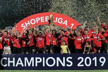 Bali United Melakukan Persiapan Untuk Kualifikasi Liga Champions Asia