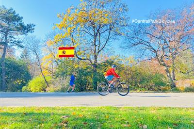Central Park Tours en Bicicleta