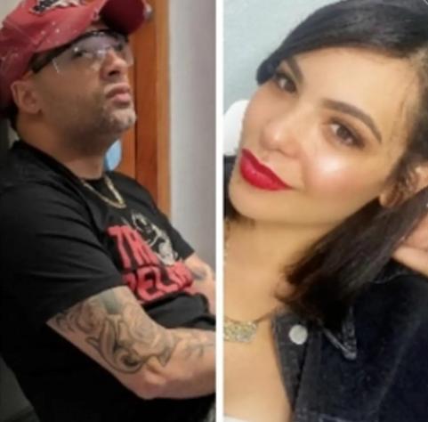 Sandra Berrocal «da galleta» a DJ Nabil