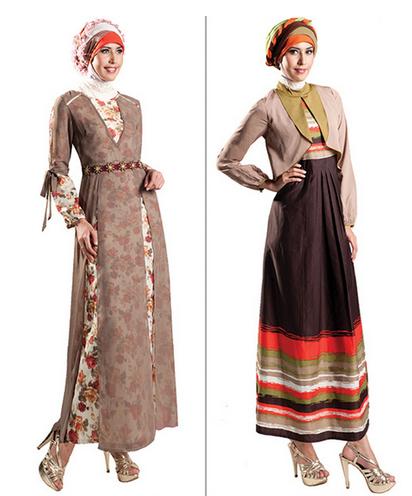Fashion Busana Muslim Batik