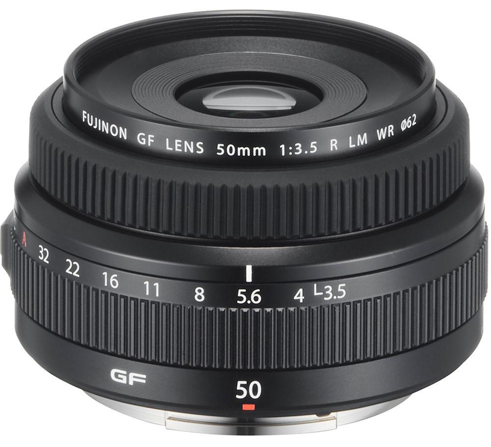 Объектив Fujinon GF 50mm f/3.5 R LM WR