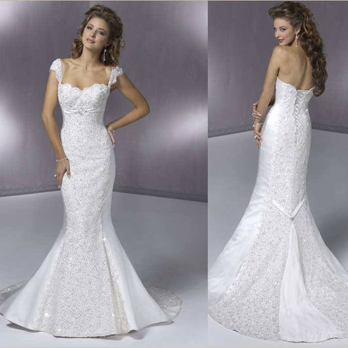 Wedding Gowns For Hourglass Figures: Gotcha Covered: What Dress Style Suits You?