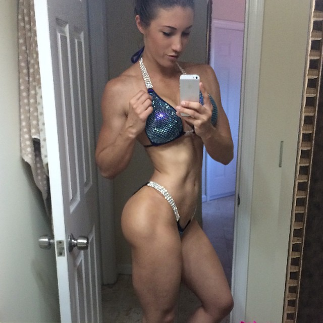 Instagram Fitness Model Cassandra Marshall