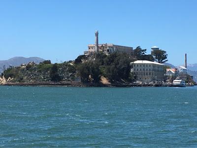Jour 19 Day 19 - San Francisco - California Alcatraz
