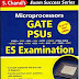 Microprocessors Study Material PDF by experts for IES / GATE / PSU / BSNL / All Competitive Exams