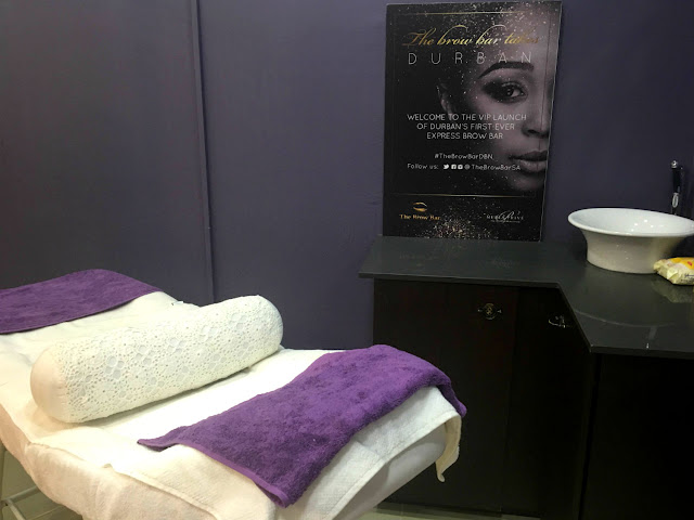 The Brow Bar, La Lucia || Treatment Room || Jane Wonder