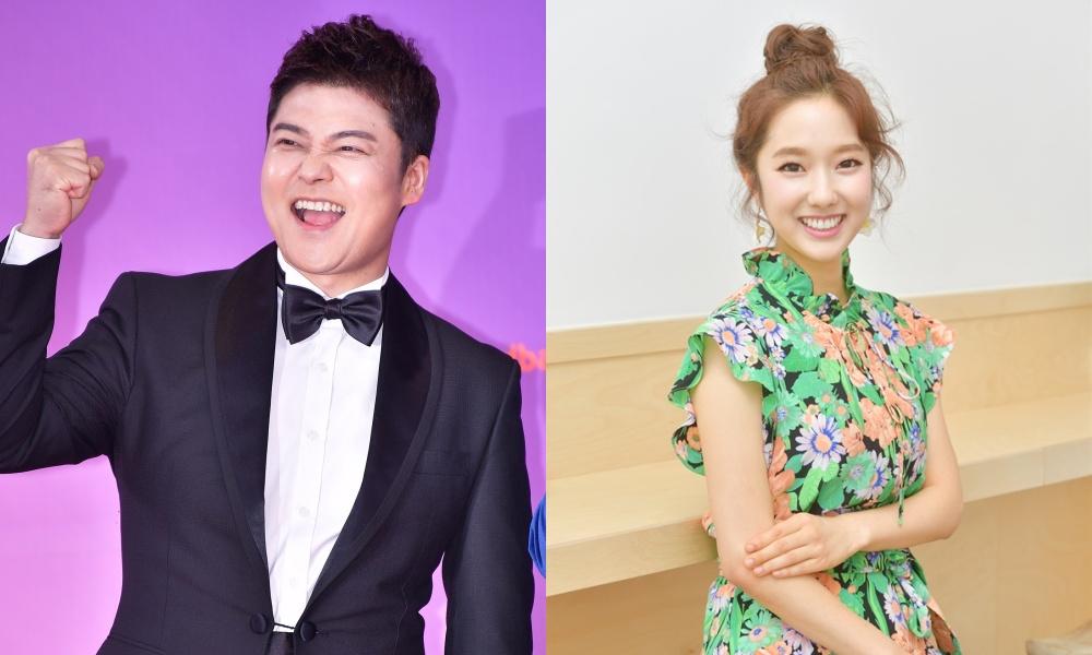 Jun Hyun Moo and Lee Hye Sung Confirmed Dating