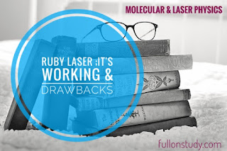 ruby laser & its working