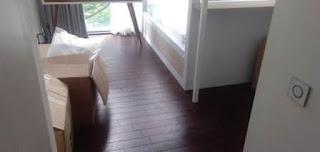 Lantai Kayu Sungkai Flooring