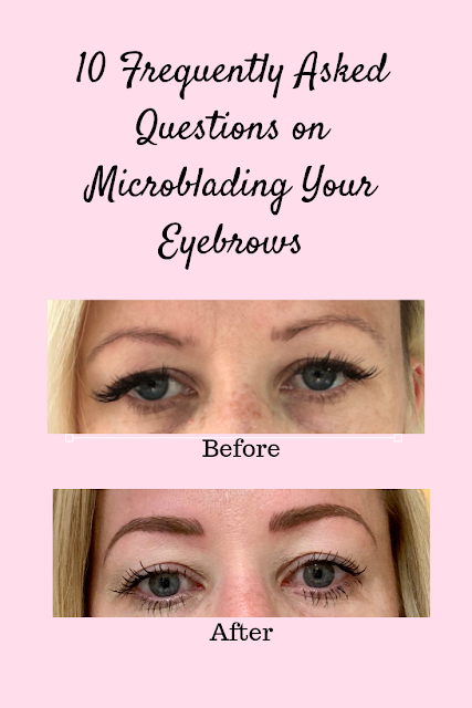 10 FAQs on Microblading Your Eyebrows