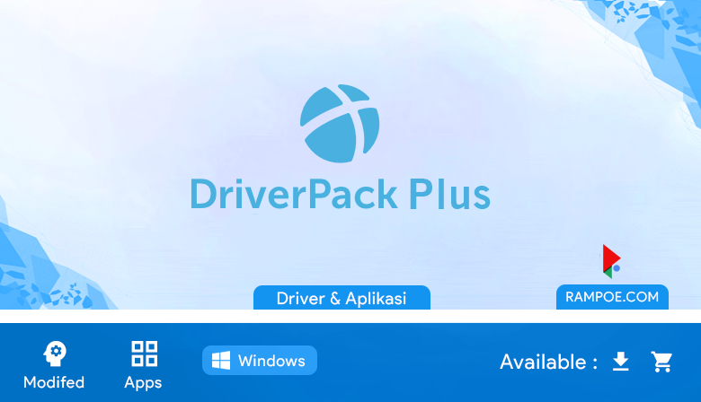 DriverPack Solution Plus 17.10.14-21020 Modif aplikasi di tambahkan