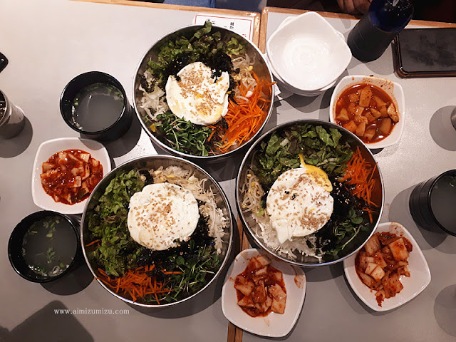 Korean Bibimbab
