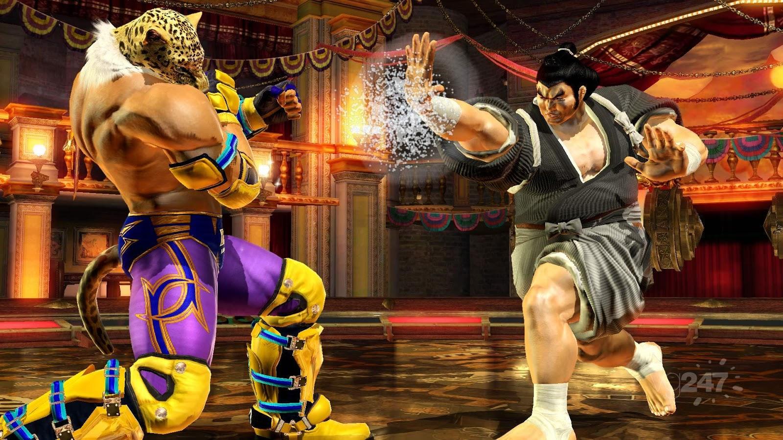 Tekken 4 PC Game - Free Download Full Version