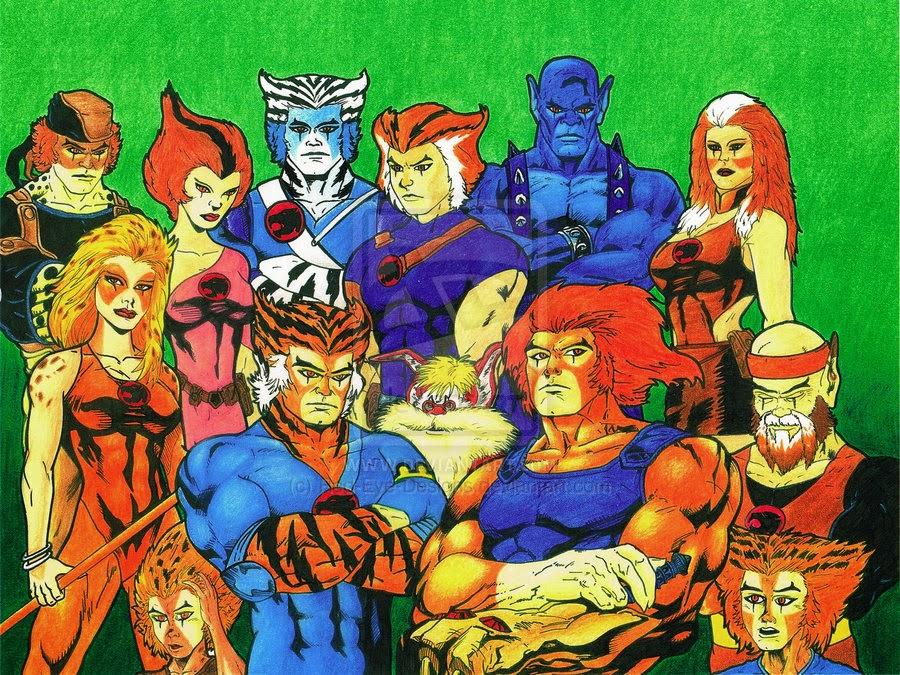 Kumpulan Gambar Thunder Cats Gambar Lucu Terbaru Cartoon