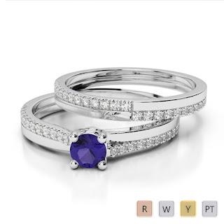 Sapphire Engagement Rings UK