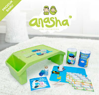 Dusdusan Anasha Nanda Kids Table Set ANDHIMIND