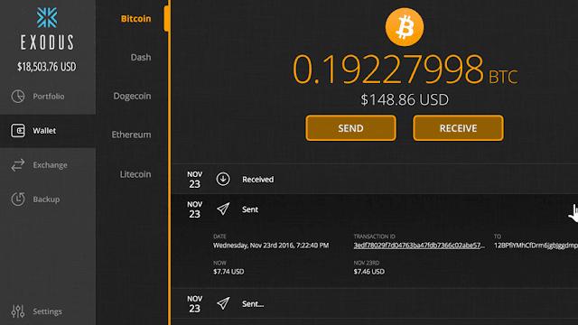 как создать бесплатный биткоин кошелек