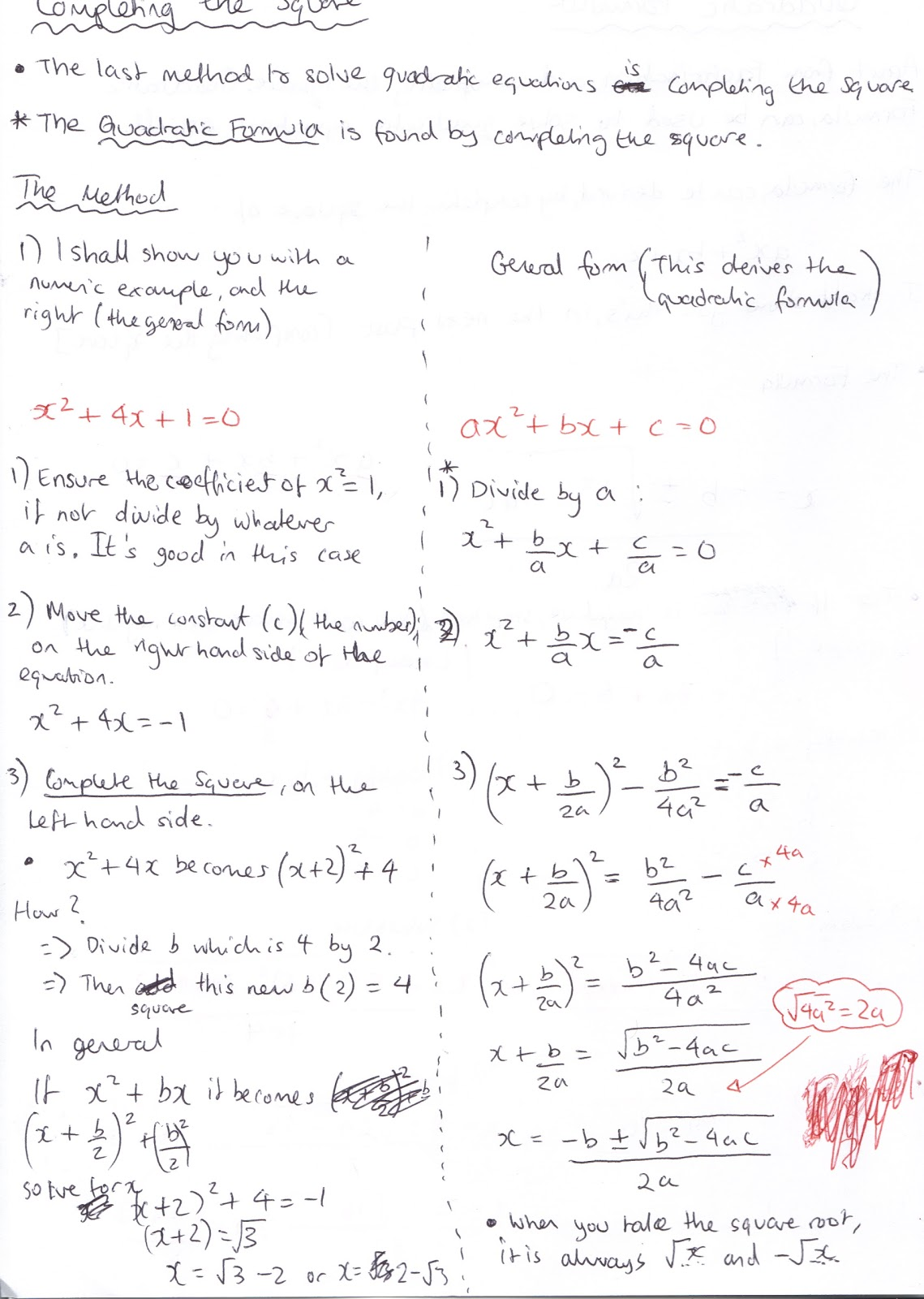 A Level Mathematics November