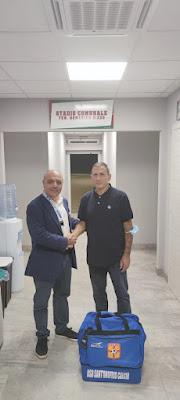 Sant'Onofrio: Gerardo Ruccella nuovo allenatore dalla Prima Squadra.