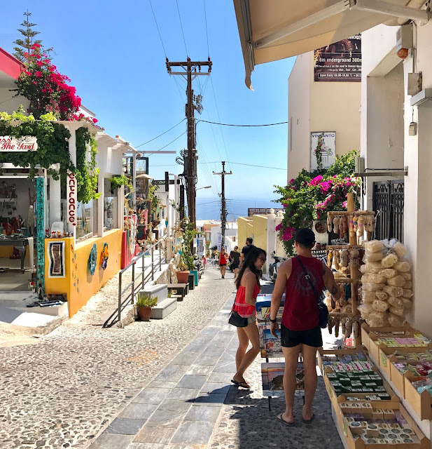 Santorini Greece - Our Budget Itinerary