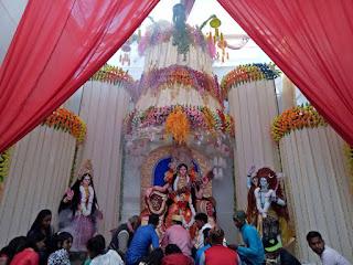 saraswati-pooja-madhubani