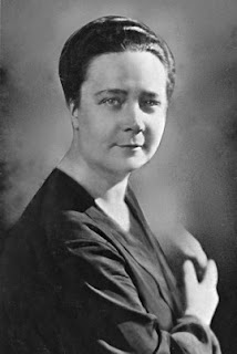 Dorothy L Sayers was keen to promote the role of women