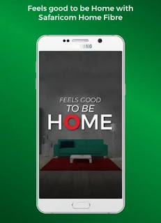 Safaricom new home internet packages