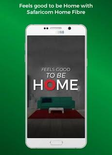 Safaricom Home fibre internet is no longer unlimited