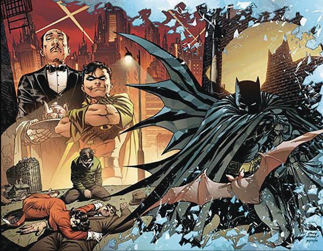 Cover of Detective Comics #1027