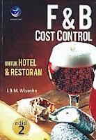 F & B Cost Control Untuk Hotel & Restoran
