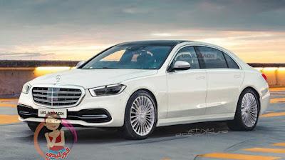 أجمل سيارات مرسيدس 2020