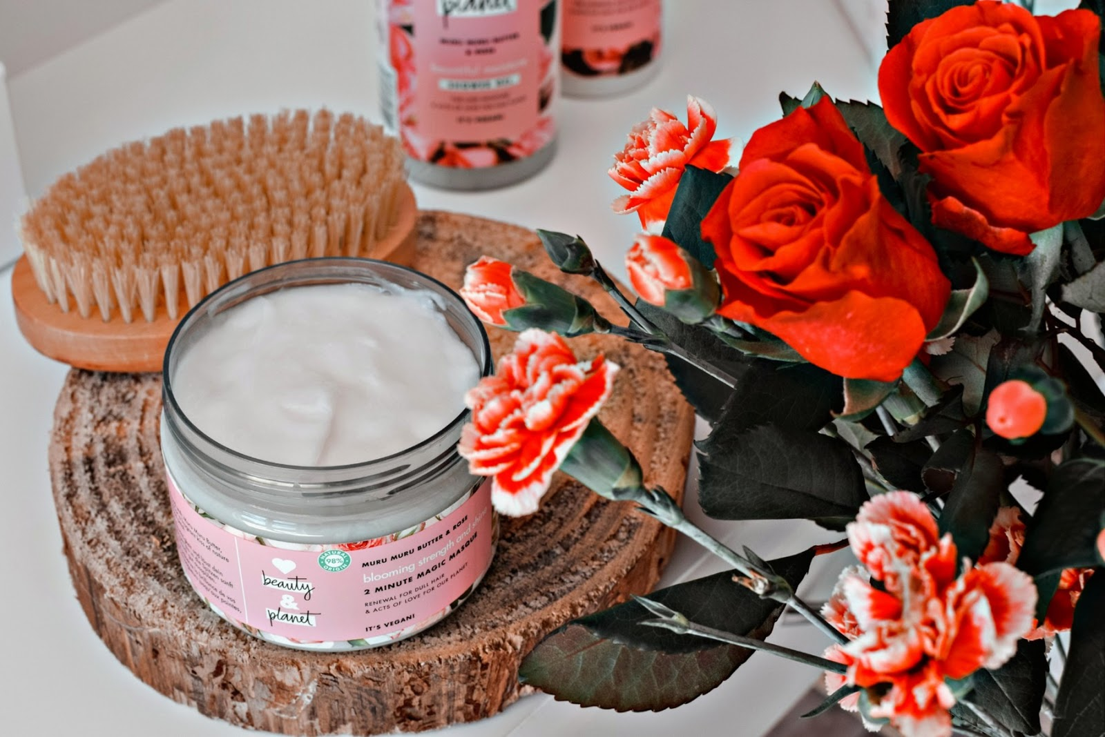 Domowe spa - kosmetyki Love Beauty and Planet