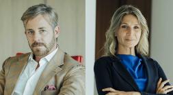 Marco Cipriano e Romina Cipriano, soci di controllo di Sciuker Frames