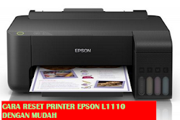 Cara Perbaiki Printer Epson L1110 LED Berkedip Bergantian / Blinking
