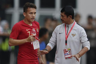 Indra Sjafri Menyebut Egy Akan Bergabung Dengan Timnas Indonesia Jelang Play Off Kualifikasi Piala Asia
