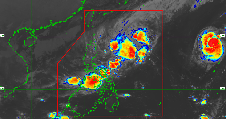 Pagasa Weather Philippines Update Latest Today