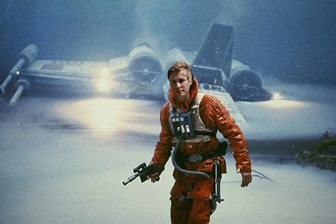Editing Luke Skywalker Star Wars