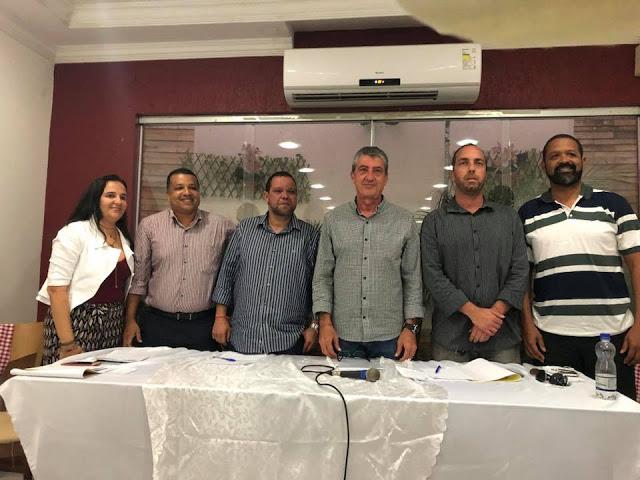 Prefeito Orlandinho concede entrevista coletiva sobre programação de aniversário da Cidade de Cruz da Almas