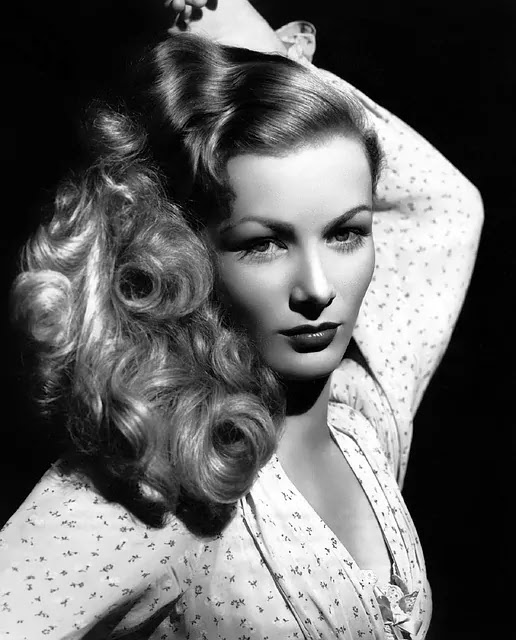 Old Hollywood Actress