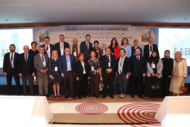 1. Uluslararası Finans Sempozyumu (8 Ekim 2018)