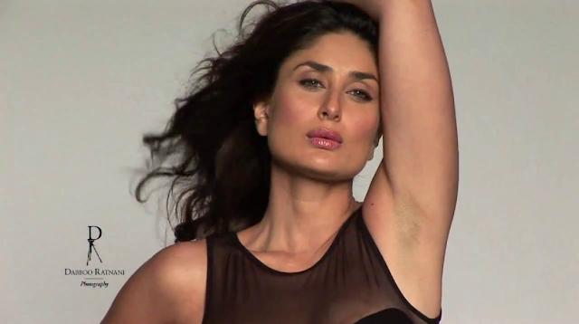 Kareena Kapoor Spicy Photoshoot Pics In Black..Dont Miss It